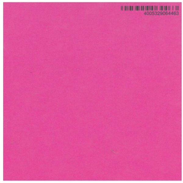 Fotokarton 50 x 70 pink