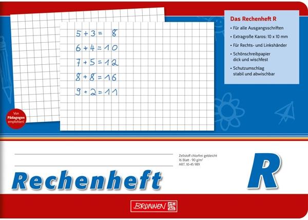 Rechenheft R, A5