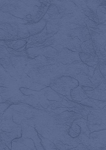Strohseide dunkelblau