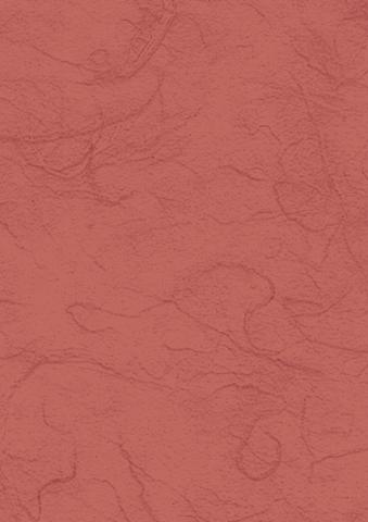 Strohseide terracotta