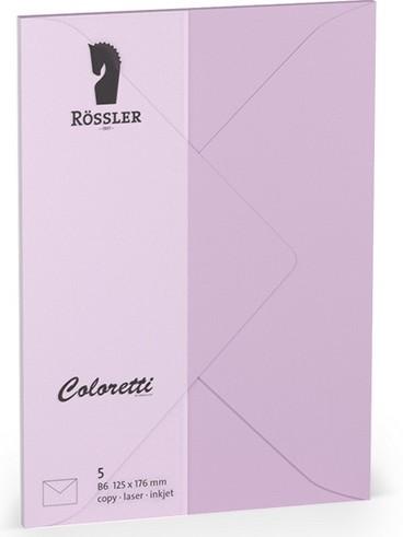 Hüllen B6 lavendel