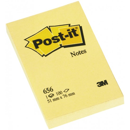 Haftnotiz Post it  51 x 76 mm